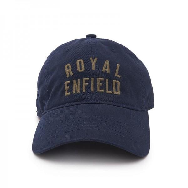 Berretto ROYAL ENFIELD baseball blue navy