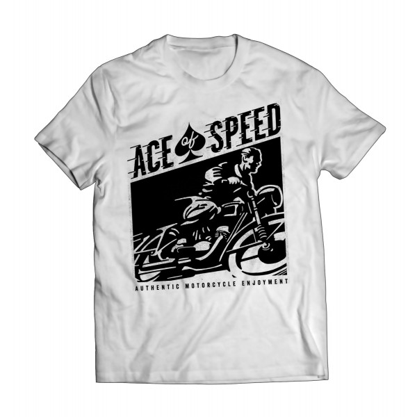 """T-Shirt """"Ace Of Speed"""" COMING SOON"""