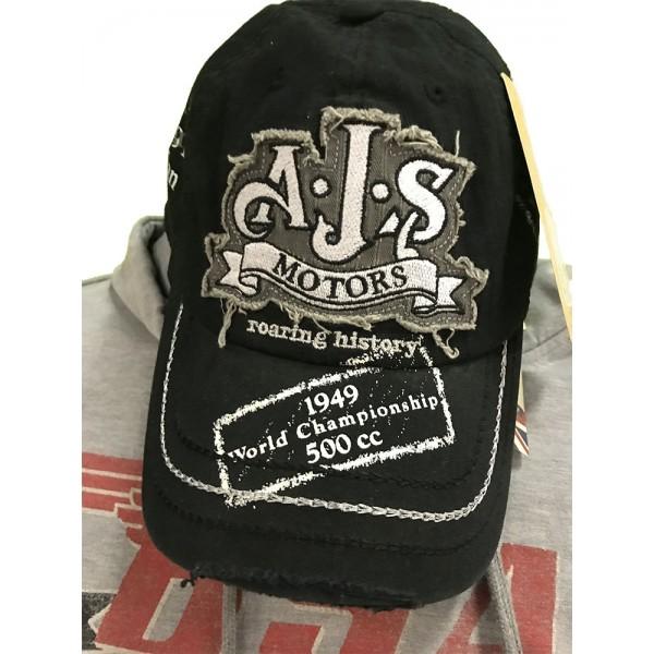 Cappello AJS Nero